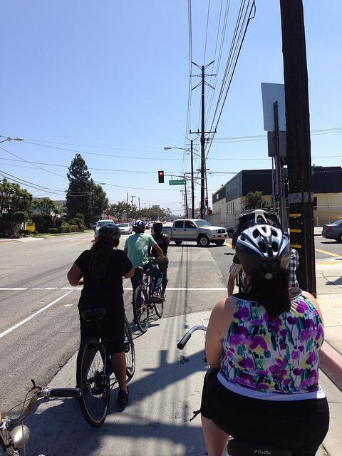 Bicycle traffic laws could change with new legislation.