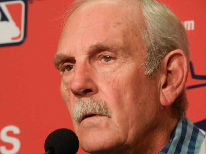 """A lot of people are going to get docked some pay because they're not going to work (Monday),"" Tigers Manager Jim Leyland joked on Sunday."