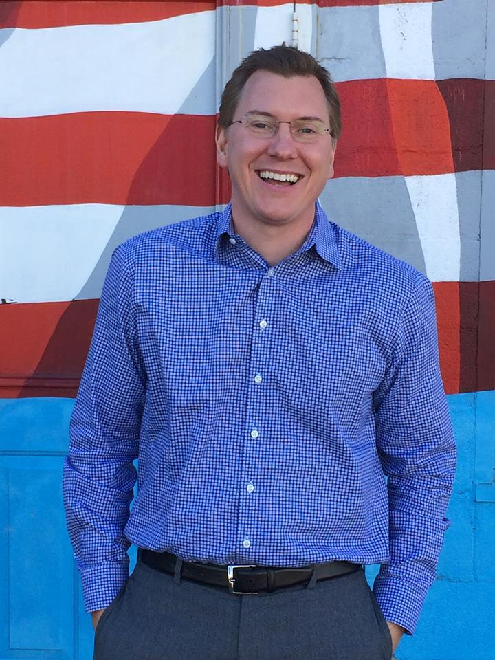 Campaign photo of Bobby McKenzie
