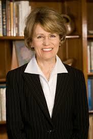 UM president Mary Sue Coleman