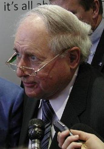 U.S. Senator Carl Levin (D-Michigan) (file photo)