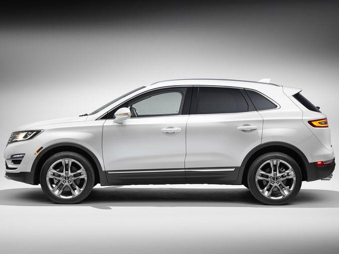 The Lincoln MKC
