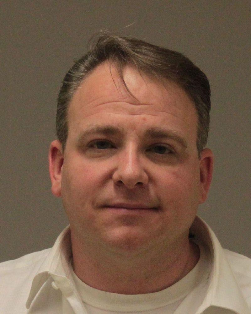 Kent county Commissioner Gary Rolls' booking photo at Kent County Jail from November 21, 2013.