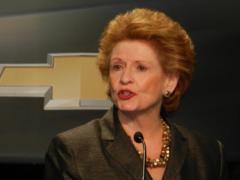 "U.S. Sen. Debbie Stabenow (D-MI) says the situation is ""shameful"""