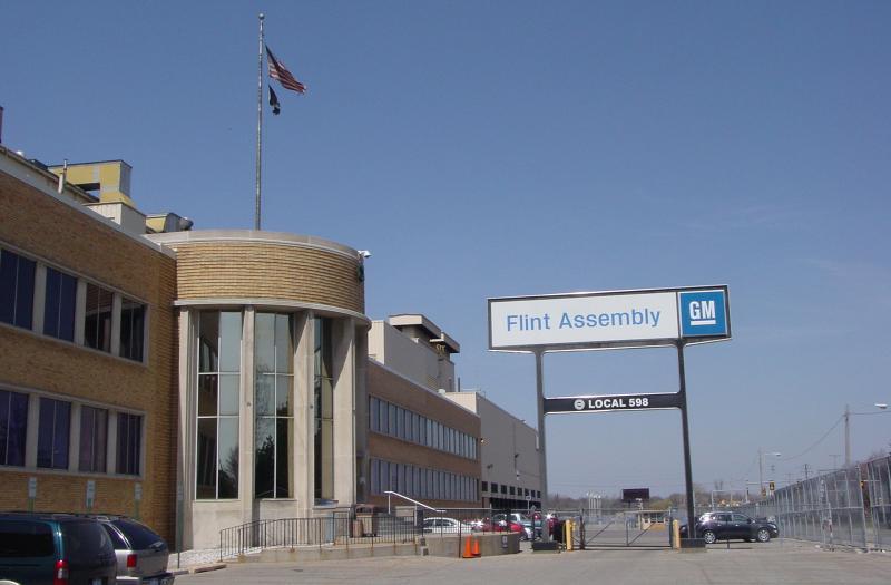 GM's Flint Assembly will get an upgrade.