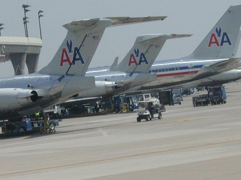American Airlines (file photo)