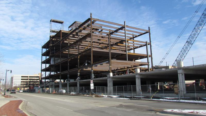 Work is underway on Mary Free Bed's new expansion project in Grand Rapids. It's expected to be complete next fall.