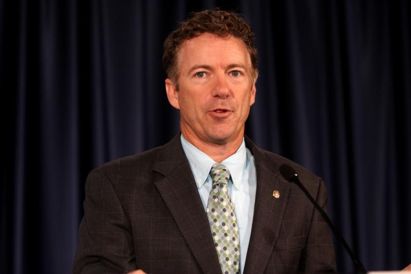 Sen. Rand Paul (R-KY) will speak in Detroit tomorrow.