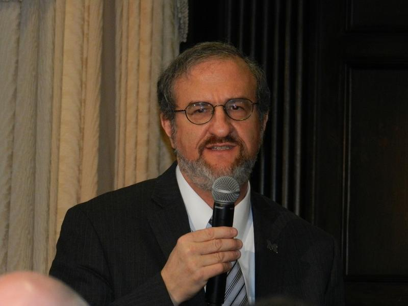 Dr. Mark Schlissel, the University of Michigan's 14th president.