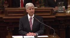 Gov. Snyder delivers 2014 State of the State address.