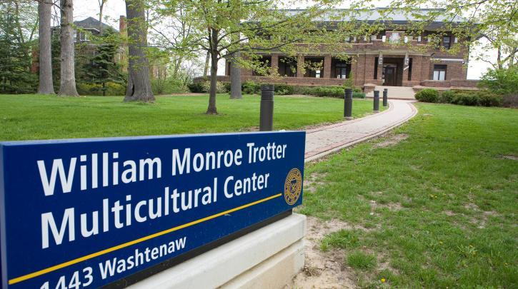 The Trotter Multicultural Center at the University of Michigan may move closer to the university's central campus as part of an effort to improve race relations on campus.