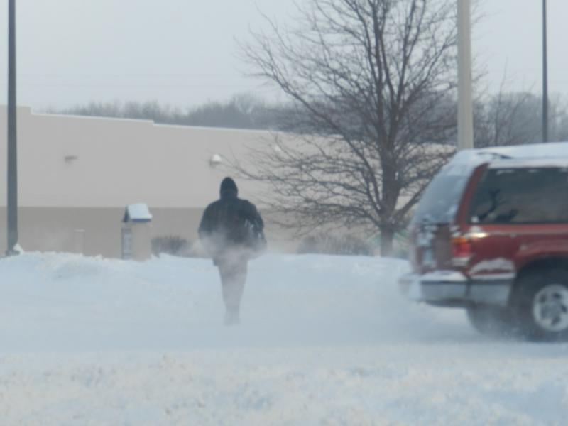 Another blast of arctic air is heading to Michigan