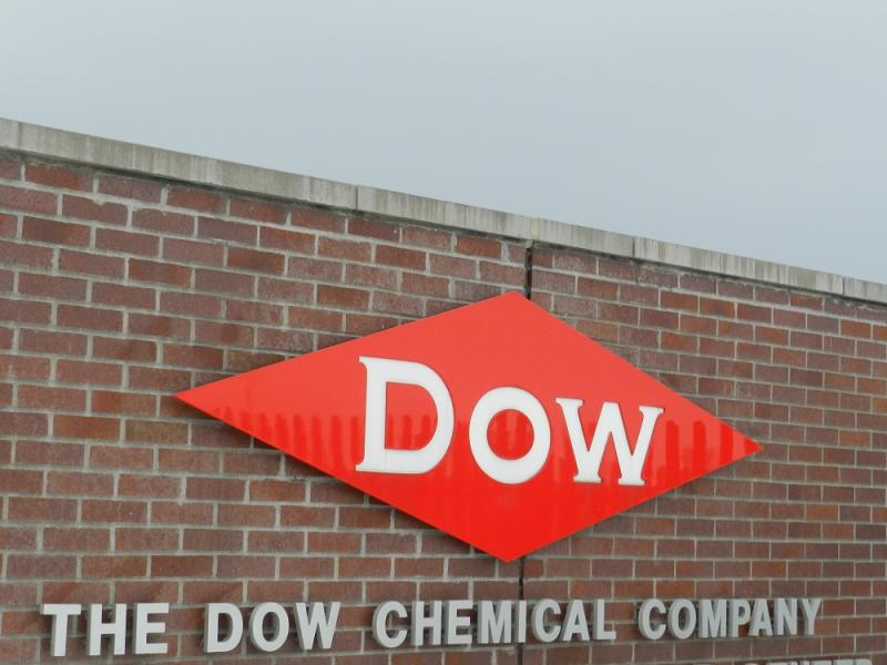 Dow Chemical Co., Midland, Michigan (file photo)
