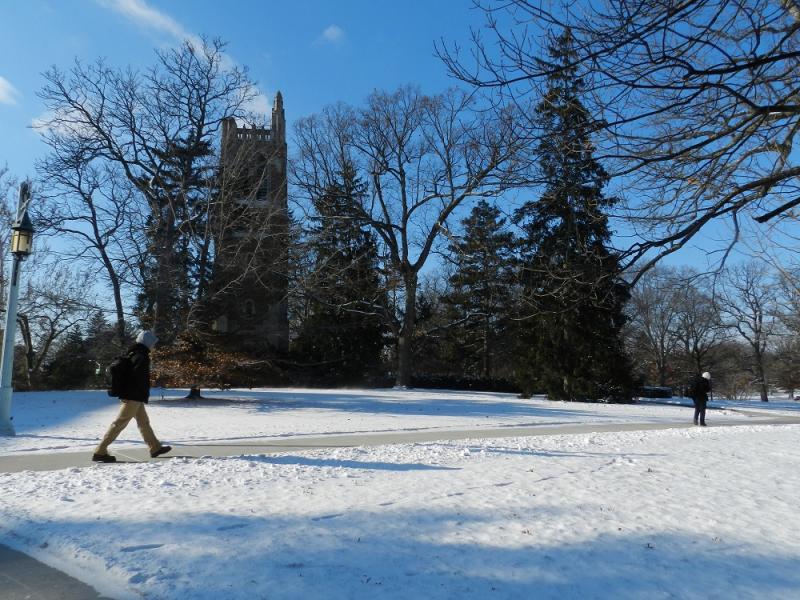 Michigan State University, East Lansing, Michigan (file photo)