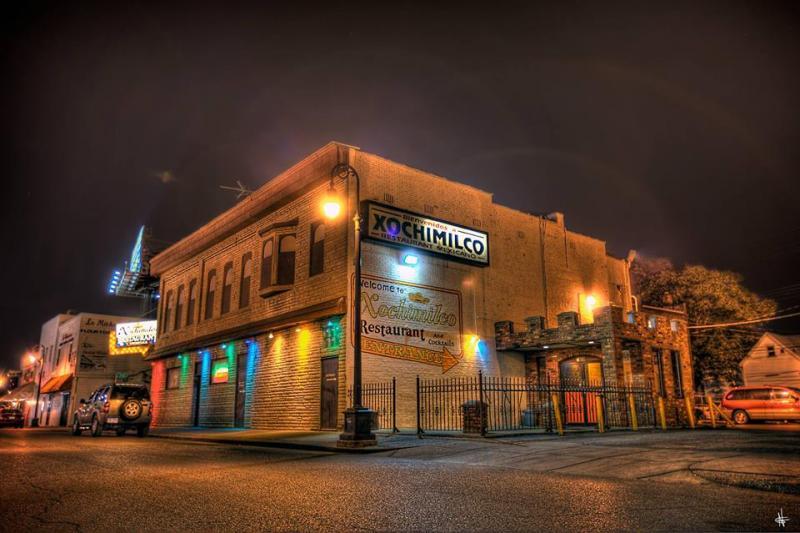 Xochimilco Mexican restaurant.