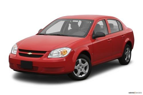 2007 Cobalt, one of the recalled models