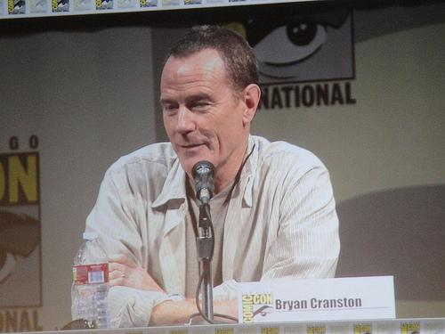 Bryan Cranston, left, will star in 'Holland, Michigan.'