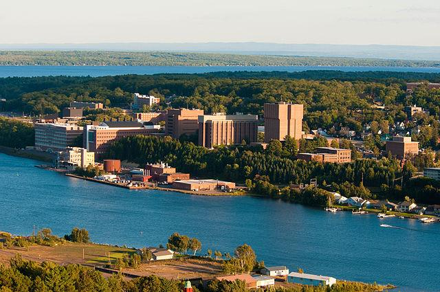 Michigan Tech University in Houghton, Michigan.