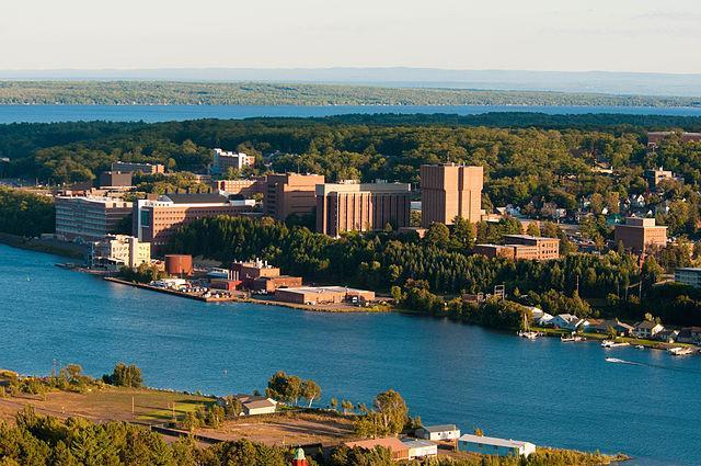 Michigan Tech University in Houghton, Michigan.