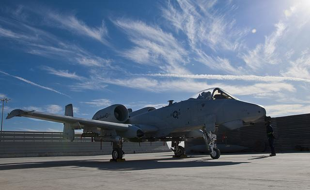A-10s provide close-air support for U.S. and coalition ground troops throughout Afghanistan.