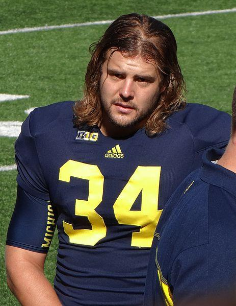 Brendan Gibbons was expelled from U of M in 2013 for allegedly violating the school's sexual misconduct policy. Gibbons was arrested but never charged in the alleged rape. He had been the starting kicker for the Wolverines.
