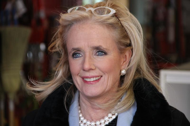 Debbie Dingell announced her run for Congress today.