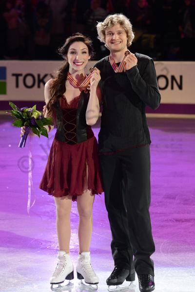 Meryl Davis and Charlie White - World Champions 2013