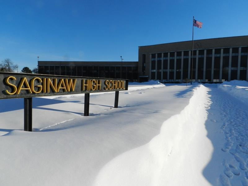 The future of Saginaw High School is among the issues on the table.