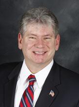 Wayne County Commission Chair Gary Woronchak