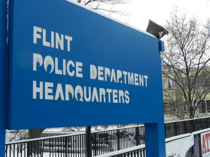 Budget cuts and smaller workforces have strained Flint's police and fire departments in recent years.