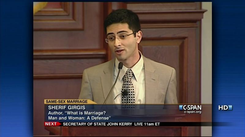 Sherif Girgis.