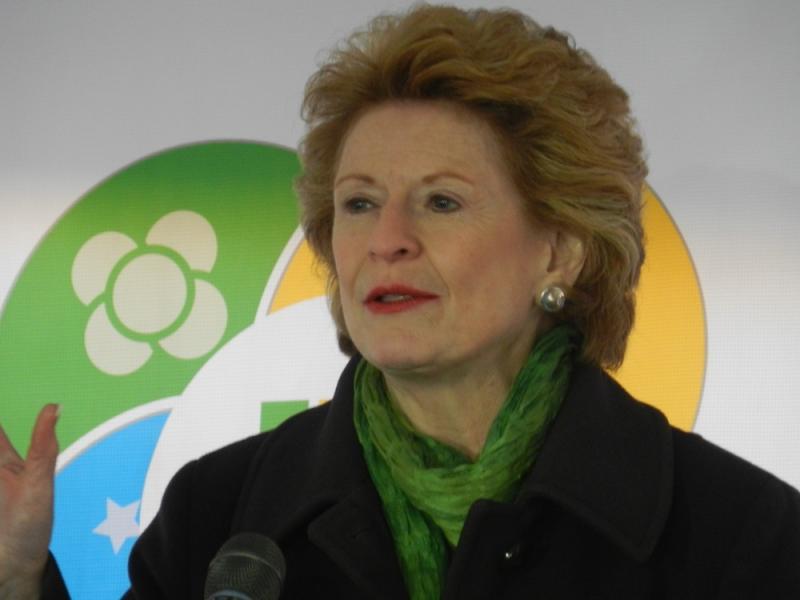 "U.S. Senator Debbie Stabenow, D-MI, says sanctions are important to do.  ""We need to support free and open elections.""   Stabenow adds the big question is ""What will happen in the rest of the Ukraine."""