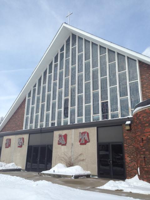 Saint Henry's closed its doors on a cold day in March, 2014