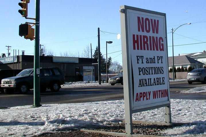Unemployment down, but workers making less money in Grand Rapids