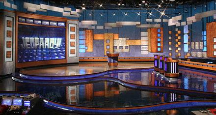 The set of Jeopardy!