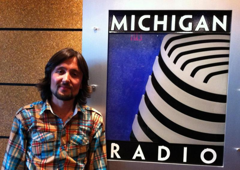 Moiz Karim is a visiting journalist from Pakistan, working in the Michigan Radio newsroom for three weeks.