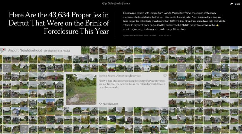 There are over 43,000 pictures in the interactive from The New York Times.