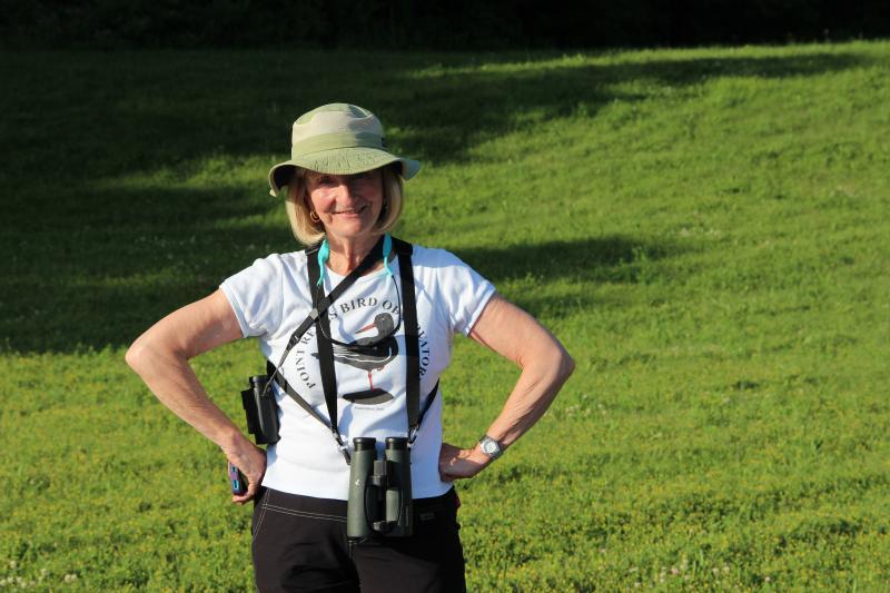 Dea Armstrong, Ann Arbor's city ornithologist