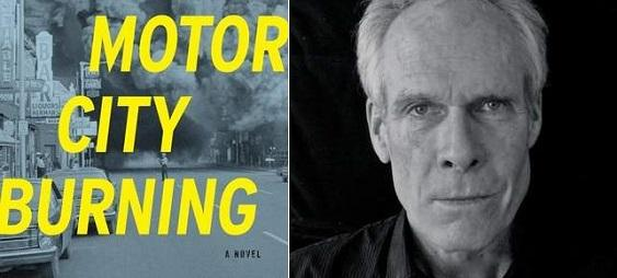 Bill Morris and his book Motor City Burning