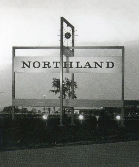 Northland Mall in the early years