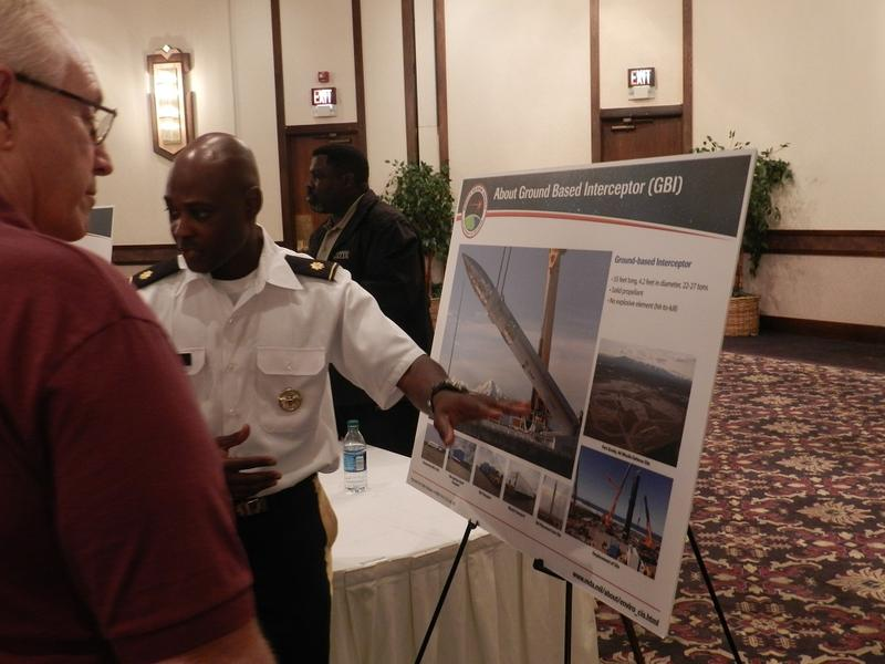 Citizens at a public event in 2015 expressed some concern about making Battle Creek a military target. But more were interested in the potential jobs the missile complex may deliver.