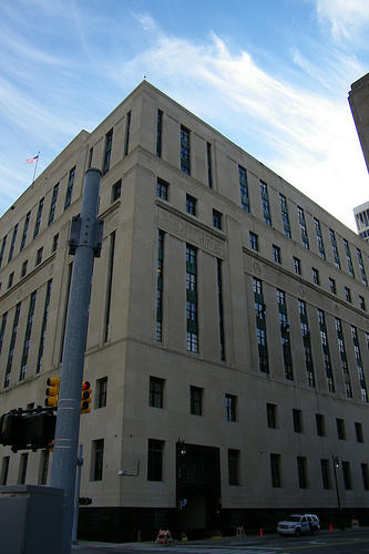Detroit federal courthouse, where the female genital mutilation hearings are taking place