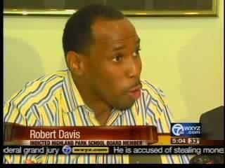 Robert Davis.