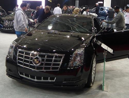 Will Cadillac become a global luxury brand on a par with Germany's Big Three?