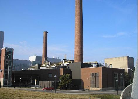 Central Power Plant, Ann Arbor, MI
