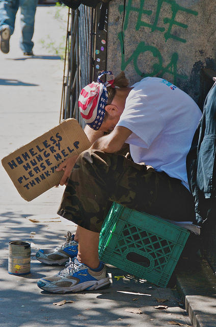 One organization in Michigan is working to raise awareness about homelessness in the state.