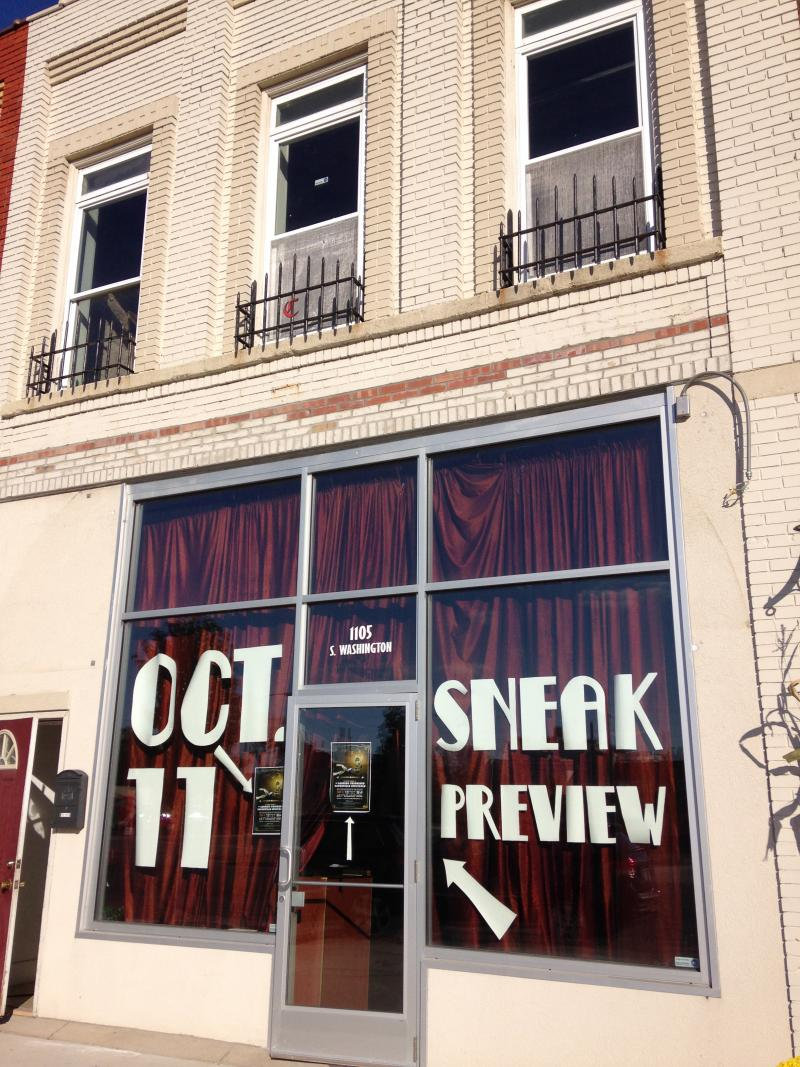 The Robin Theater in REO Town, Lansing is expected to open in August 2015