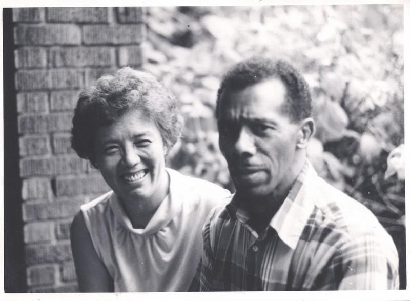 Grace Lee Boggs and husband Jimmy Boggs.