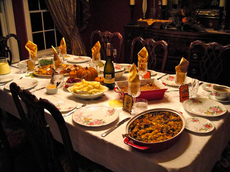 Lovely American Dinner Party Ideas Part - 10: Michigan Radio