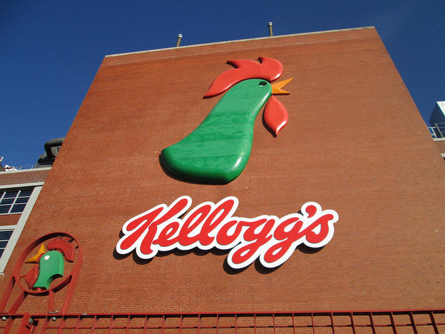 Kellogg's announced the potential payoffs Thursday.